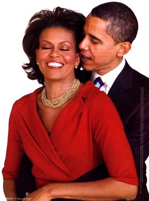 The Obamas Valentines Day Plans: Lets Stay Together